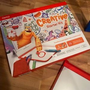 Osmo Creative Starter Kit- lightly used!!